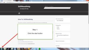 HowtoCheckforWindowsupdatesonWindows7-step1