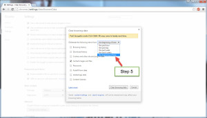 HowtoresetCacheonGoogleChromeonPC-step5