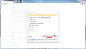 HowtoresetCacheonGoogleChromeonPC-step7