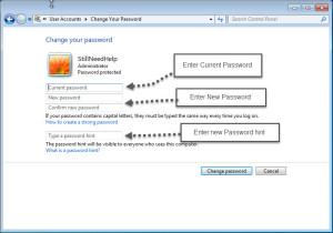 howtochangeapasswordW7-step4